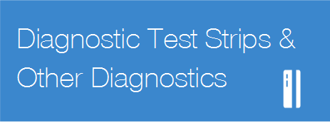 Diagnostic Test Strips & other Diagnostics