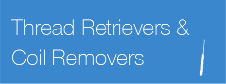 Thread Retrievers & Coil Removers
