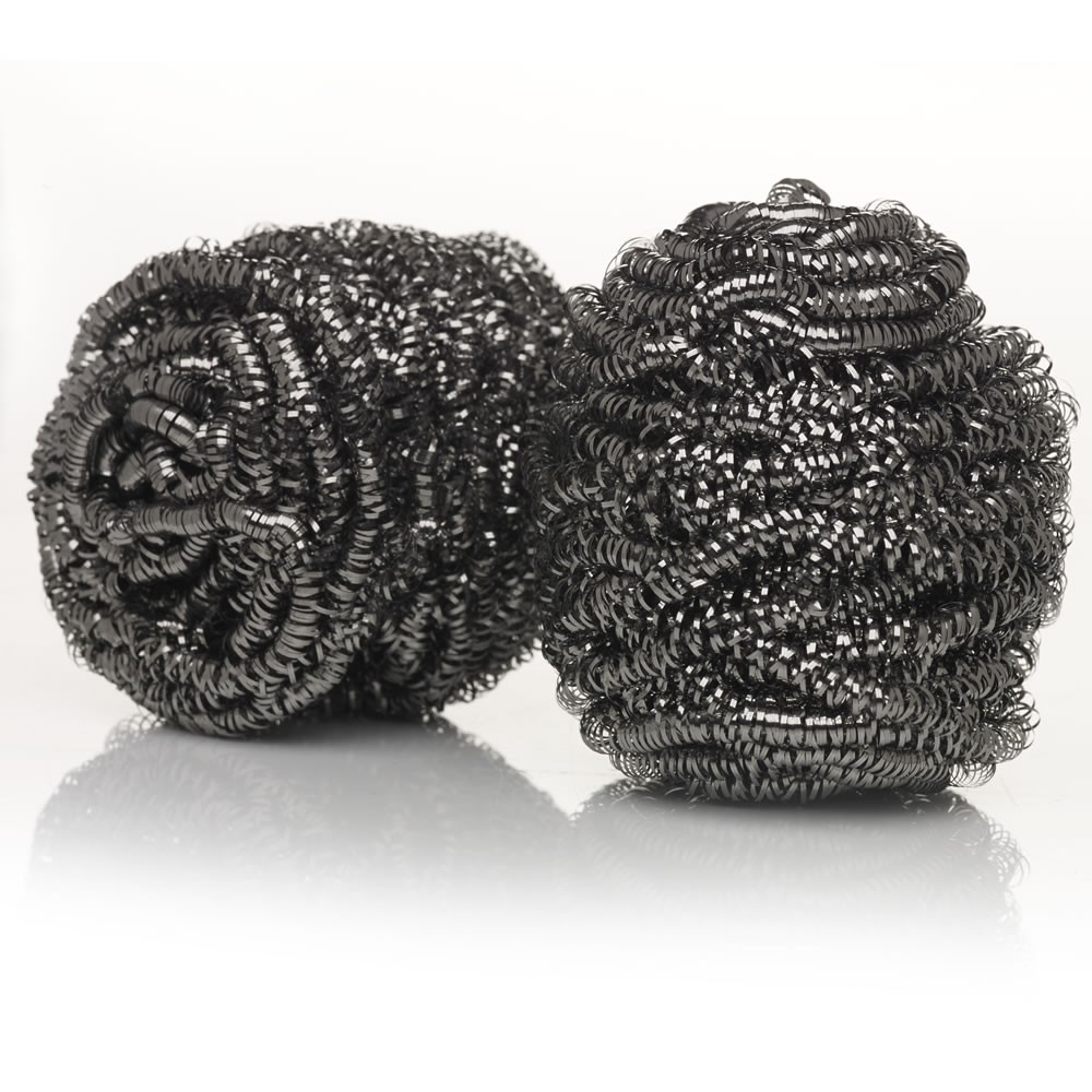 Scourers - Stainless Steel