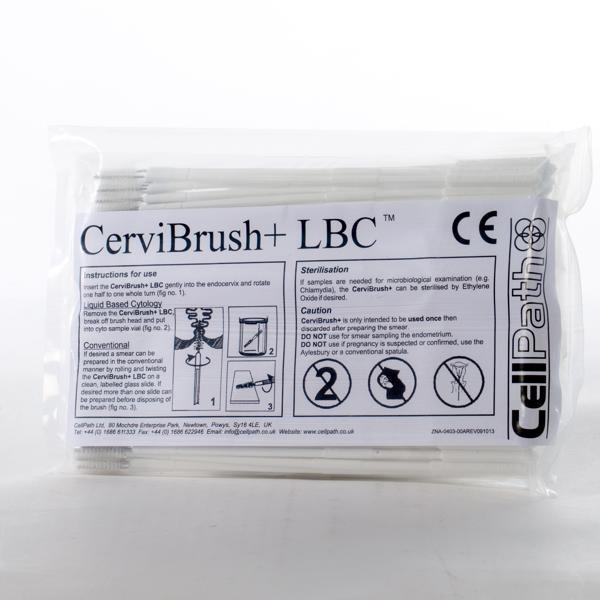 Cervi-Brush + LBC (x 100)