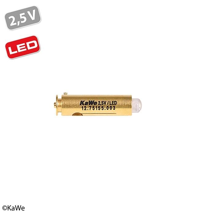 KaWe 12.75155.003 2.5v LED