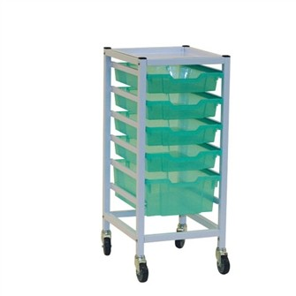 Gratnells Compact Single Trolley Set (5125S)