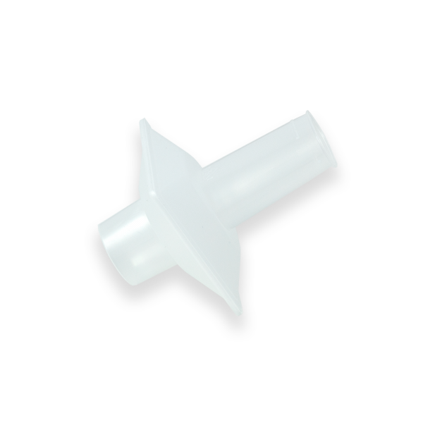Spirometer Mouthpieces - 2820 Eco BVF (Bacterial Viral Filters) with Bite Lip x 75