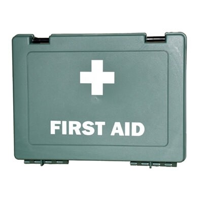 First Aid Box - Empty - 2 Sizes