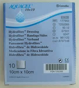 Dressings - Aquacel (5 sizes incl Ribbon)