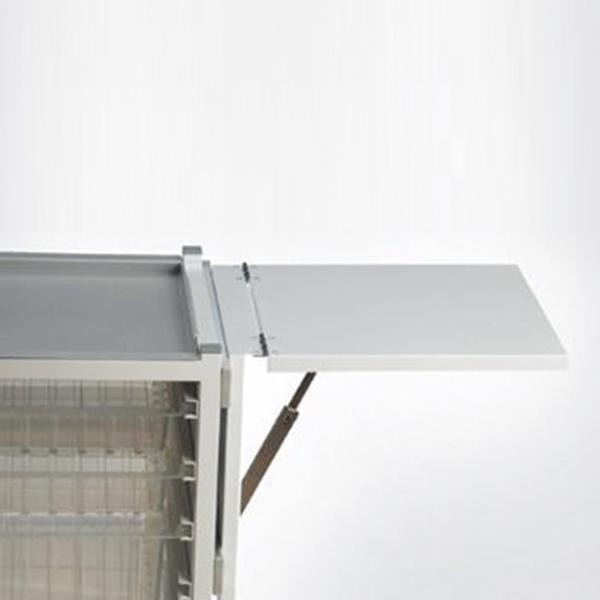 Multi-Store trolley fold out side table - CA4224/5