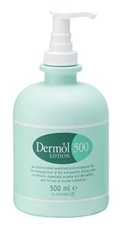 Dermol 500 Lotion