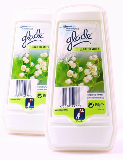 Air Freshener - Solid Glade x 8