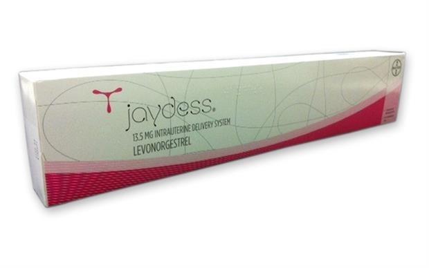 IUCD - Jaydess 13.5mg IUS