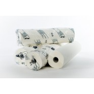 "Couch Roll - White 20"" Luxury (9 rolls x 135 sheets)"
