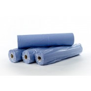 "Couch Roll - Blue 20"" (12 rolls x 100 sheets)"