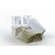 Hand Towels C/Fold White 2 Ply Economy (15 packs x 157 towels)