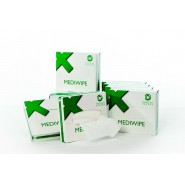 Tissues - Medical Wipes (72 boxes x 76 tissues)