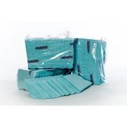 Dental Bibs - Tabbed  x 400