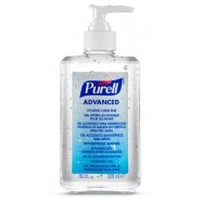 Hand Rub - Alcohol Gel - Worktop Pump 300ml (Purell)