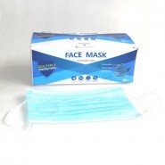 Face Masks - Pleated Loop (Economy) x 50
