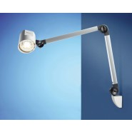 Brandon ELED7HXWT wall mounted examination light