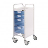 Sun-MPT5 Trolley with clear trays