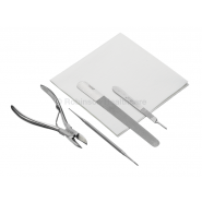 Podiatry - Basic Instrument Pack (Sterile) x10