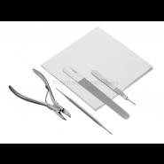 Podiatry - Basic Instrument Pack (Sterile) x10