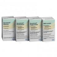 Diagnostic Test Strips - Accutrend Glucose (x 25)