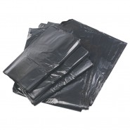 Black Sacks - Large (18 x 29 x 39) Heavy Density. Pack of  200