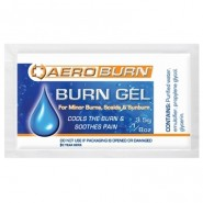 Aeroburn Gel Single Dose Sachet - Size: 3.5g