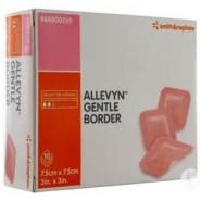 Dressings - Allevyn Gentle Border - 5 Sizes