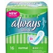 Sanitary Towels - Always Ultra Normal (x16)