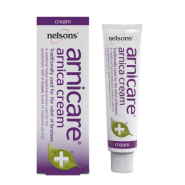 Arnica Cream - Nelsons - 50g tube