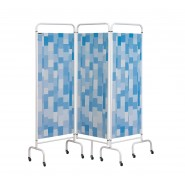Sunflower Mobile Screen - 3 Solid Panels - 3 Colourways