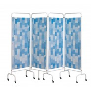 Sunflower Mobile Screen - 4 Solid Panels - 4 Colourways