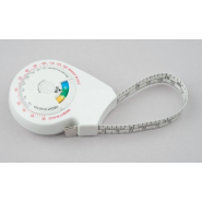 Tape measure - Spentex BMI T0200 - Retractable