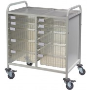 Multi-Store double width procedure trolley - CA42228D
