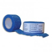 Cohesive Bandage (Blue)  4m x four widths