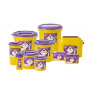 Sharps Bin - Cyto Range - 11 Sizes