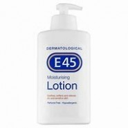 E45 Emollient Wash Cream or Moisturising Lotion (Pump Packs)