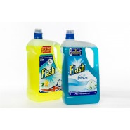 Flash Professional 5Ltr - Yellow or Blue