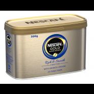 Coffee - Nescafe Gold Blend Decaffeinated Granules - 500g