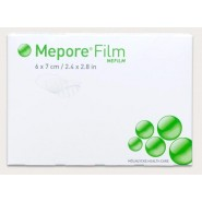 Dressings - Mepore Film - 4 Sizes