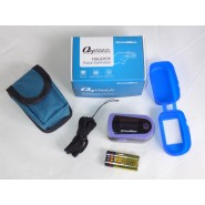 Finger Pulse Oximeter (with Carry Case)