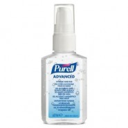 Hand Rub - Alcohol Gel - Tottle 60ml (Purell)