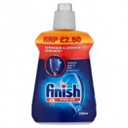 Dishwasher Rinse-aid - Finish (1ltr)