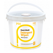 Detergent Wipes - PDI Sani-Cloth - Bucket X225