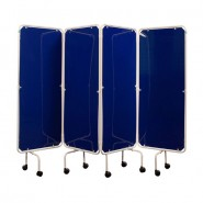 Sidhil Screen Frame with Solid Panels