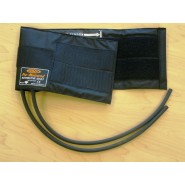 Sphygmomanometer Cuff - Accoson Double Tube (Velcro with Bladder) - 10 Sizes