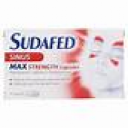 Sudafed Mucus Relief Tablets  (x16)