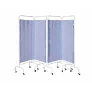 Sunflower Disposable Curtain Screen - 4 Panel