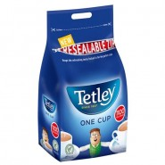 Tea Bags - Tetley One Cup (Pack of 1100)