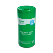 Sanitising Wipes - Clinell Universal - Tub x100